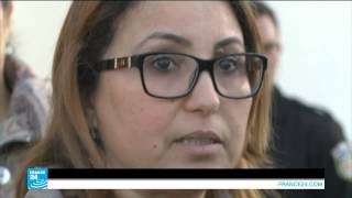تونس ـ جاؤوا الى مسرح الجريمة للتنديد بها