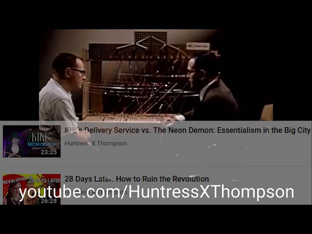 Huntress X Thompson - Channel Trailer