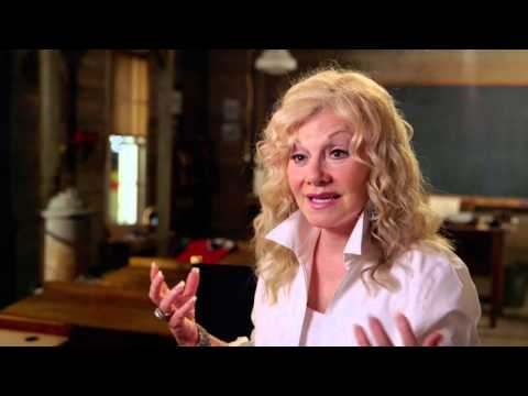 Dolly Parton's Coat of Many Color: Stella Parton Behind the Scenes TV Interview