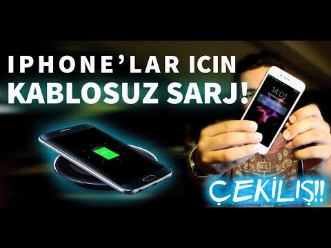 Wireless Iphone Charger!!! + Giveaway