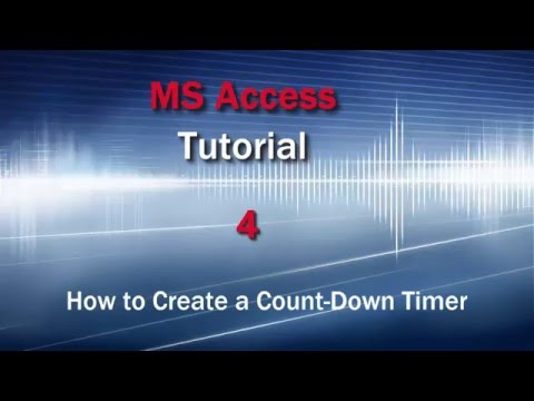 How To Close Program With A Count Down Timer