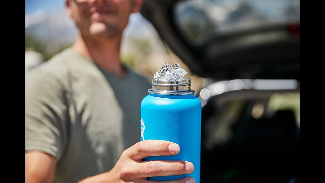 32 oz  Vacuum Insulated Stainless Steel Water Bottle | Hydro