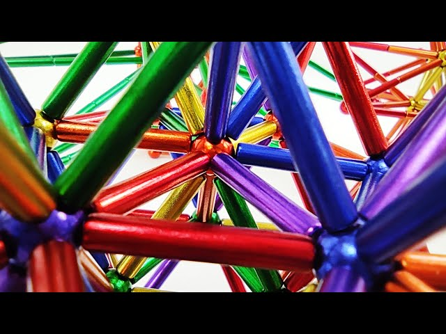 Rainbow Magnets | Magnetic Games