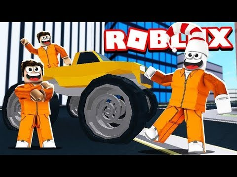 THEY TAGGED ALONG FOR THE ROBBERY (Roblox Jailbreak)