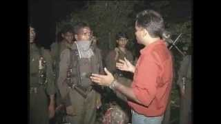 MANOJ BHOYAR ENCOUNTER WITH NAXLITE COMMANDER ANAND