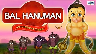 Bal Hanuman - Full Animated Movie - English