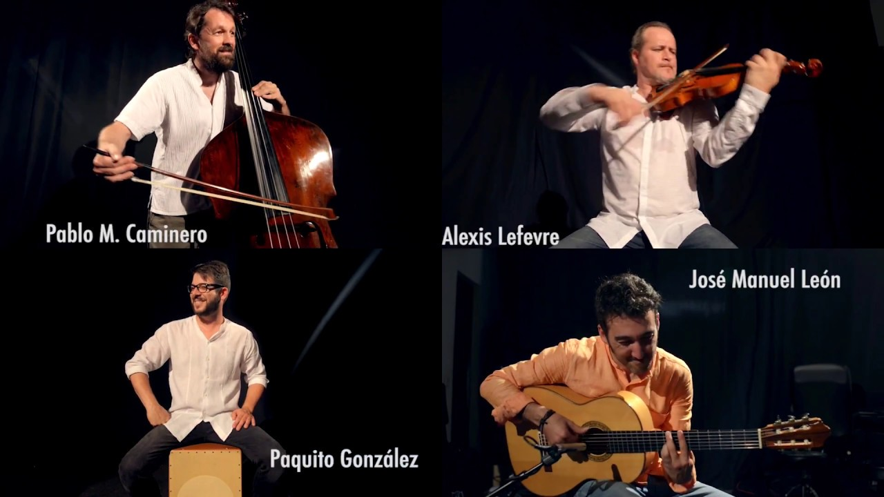 Ultra High Flamenco - Plaza la Palma (English subtitles)