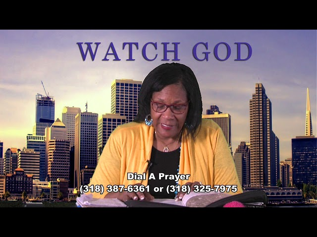 WATCH GOD 9 26