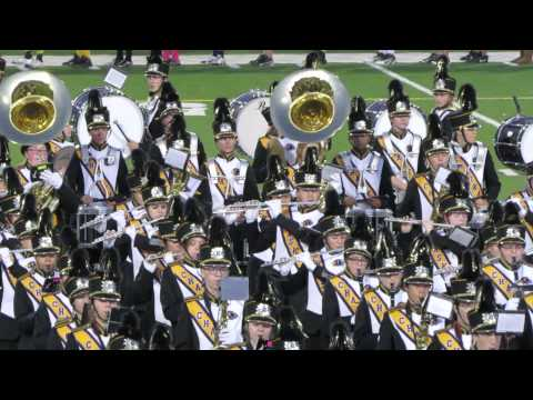 Chaska High School Marching Band Star Spangled Banner 2014