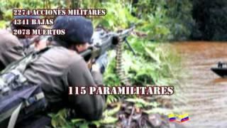 Informe Anual de Partes de Guerra de las FARC-EP año 2010 (VIDEO)