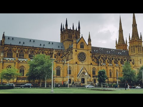 10:30am Solemn Mass at St Mary's Cathedral, Sydney - 19th Sunday in Ordinary Time - 9 August 2020