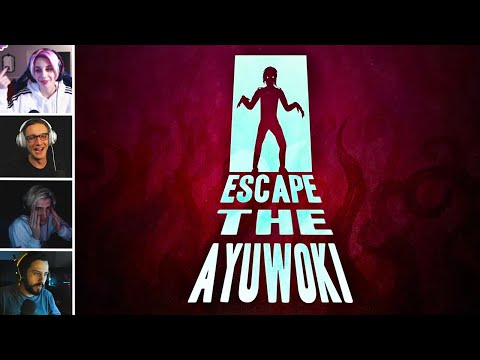 Escape The Ayuwoki Top Twitch Jumpscares Compilation