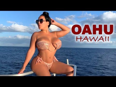 Deanne's Oahu, Hawaii Island Adventure!!!   TRAVEL VLOG!!!