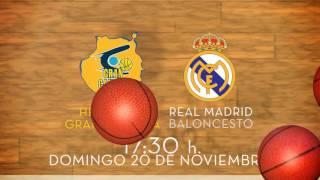 Servicio especial para el Gran Canaria-Real Madrid