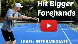 Forehand Secrets of the Pros