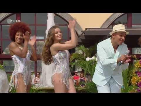 Lou Bega - Happy Feeling (Die Frühlingsshow - ZDF HD 2013 28 April)