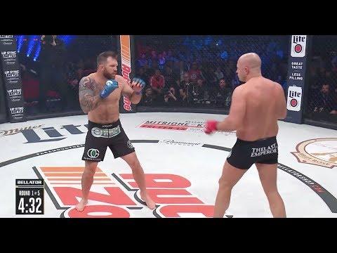 Highlight | Ryan Bader Vs. Fedor KO