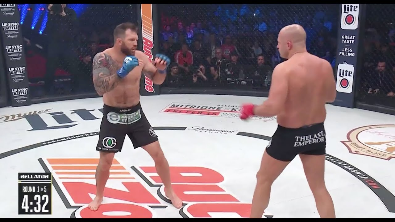 Федор Емельяненко - Райан Бейдер / Fedor Emelianenko vs. Ryan Bader