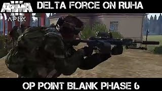 Op Point Blank - Phase 6 - ArmA 3 Gameplay - Delta Force on Ruha