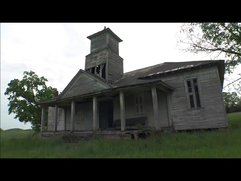 ABANDONED 1800s School! Fairview School Greeneville, TN.