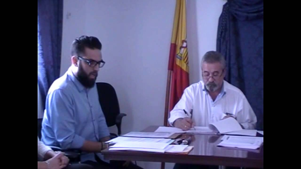 Pleno Montejaque Octubre 2015