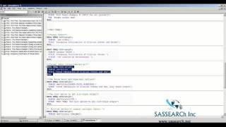 Base SAS Programming - Lesson 7 - Descriptive Statistics in SAS