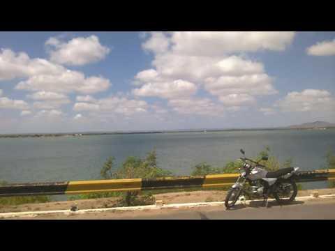 Rio São Francisco- chegada a Paulo Afonso