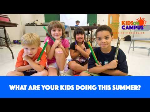 Kids on Campus Summer Programs at Hudson Valley Community College
