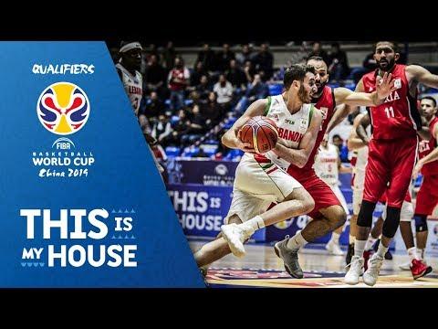 Syria v Lebanon - Highlights - FIBA Basketball World Cup 2019 - Asian Qualifiers