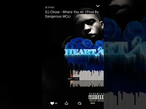 Dj Chose - Where You At (Official Audio)
