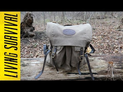 Frost River Bushcraft Isle Royal Jr. Pack Review