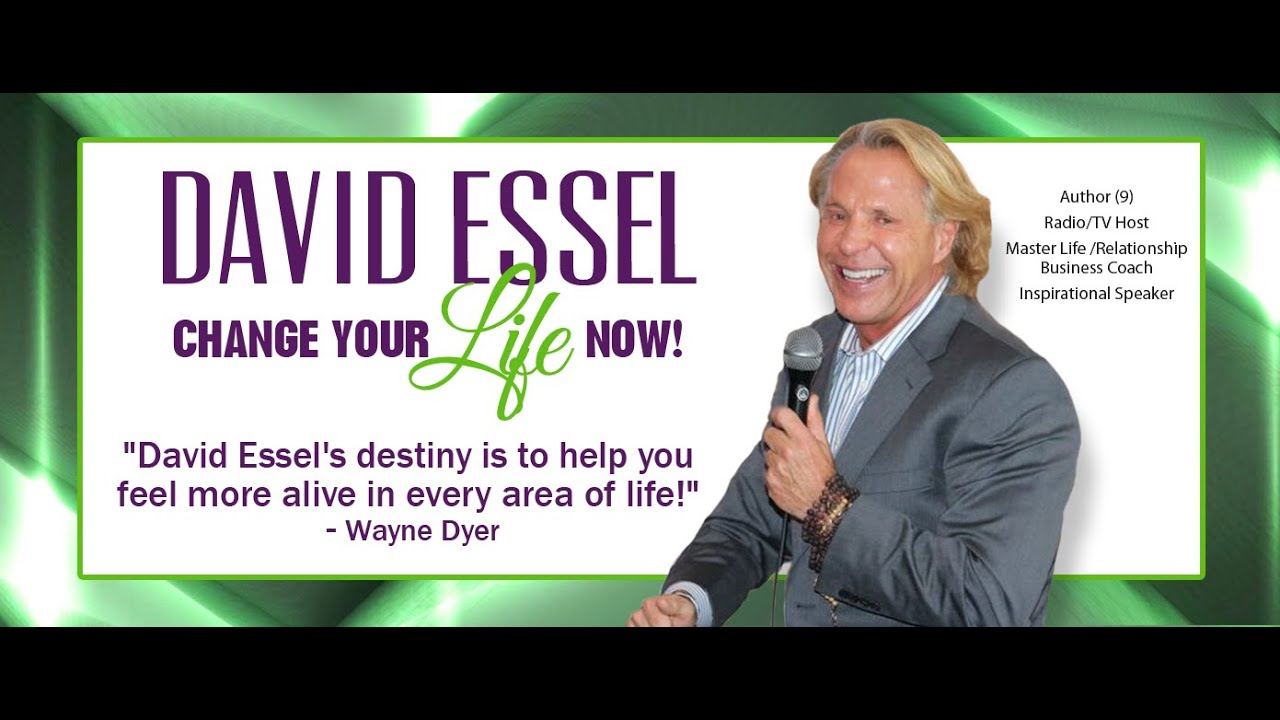 The Law of Attraction And Money? David Essel
