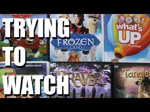 Trying To Watch: The (Not Disney) Collection