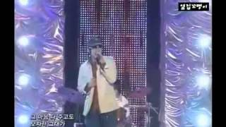 M.C the Max - 아쉬워서 @ Music Bank [2006-4-11]