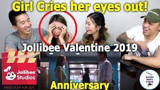 Jollibee Valentine Series 2019: Anniversary | Reaction - Australian Asians