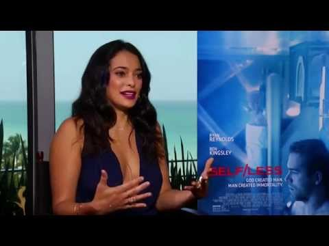 SELF/LESS - Interview with Natalie Martinez