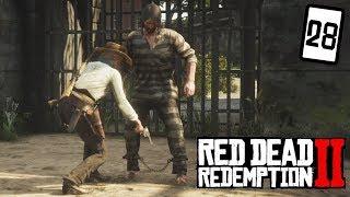 WIELKA UCIECZKA | Red Dead Redemption 2 [#28]