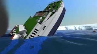Ship Simulator Extremes  | SINKING Albatros
