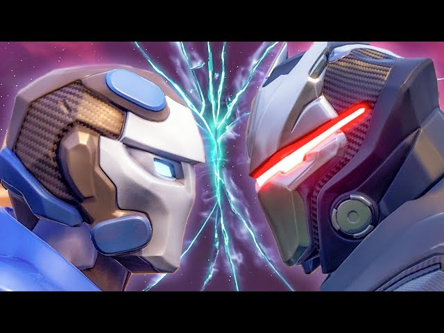 Omega vs Carbide FINAL FACEOFF - Fortnite Short Film #FortniteBlockbuster