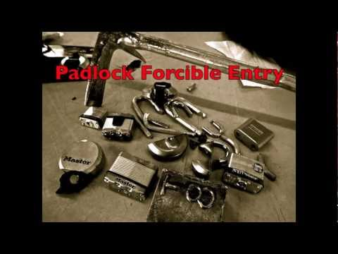 Padlock Forcible Entry