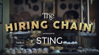 THE HIRING CHAIN performed by STING | World Down Syndrome Day 2021