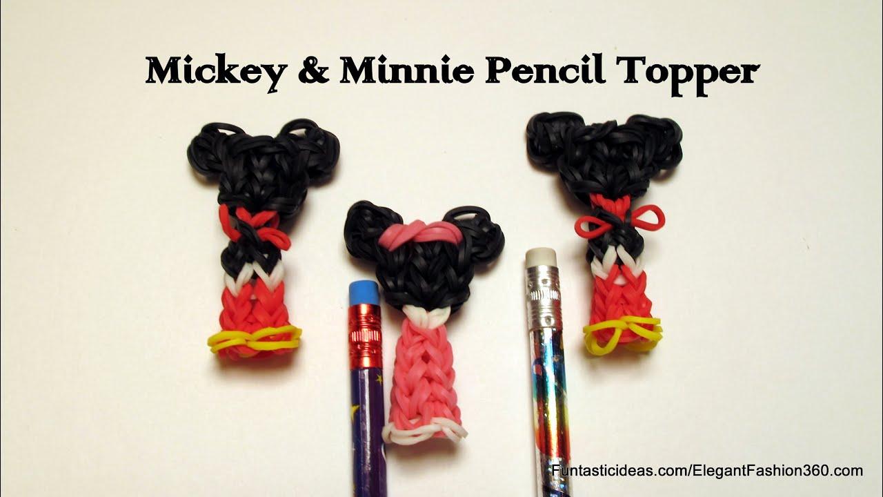 Minnie Mouse Rainbow Loom | items similar to rainbow loom