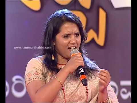 Nammura Habba - Supriya Raghunandhan & Abhinav Bhat
