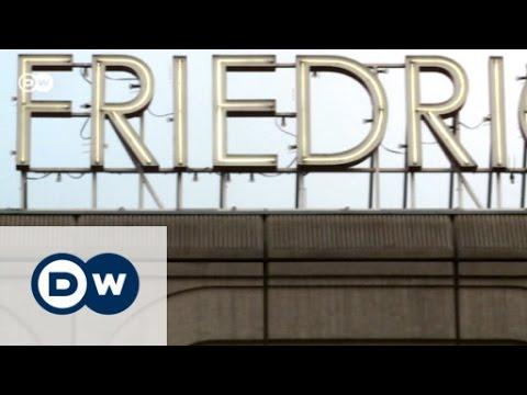 Berlin Friedrichstraße | Hin & weg