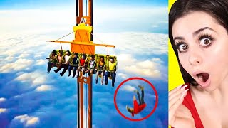 CRAZY Attractions and Rides from Around the World !