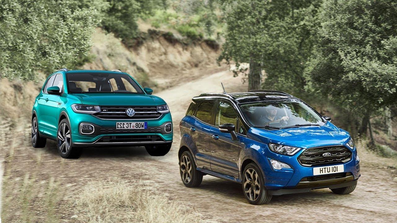 2019 Volkswagen T-Cross Vs 2018 Ford EcoSport