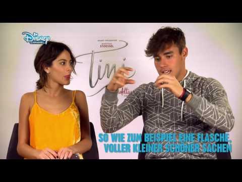 Tini & Jorge responde a las preguntas de los fans