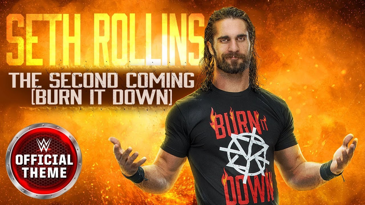 Seth Rollins - The Second Coming (Burn It Down) [Entrance Theme]