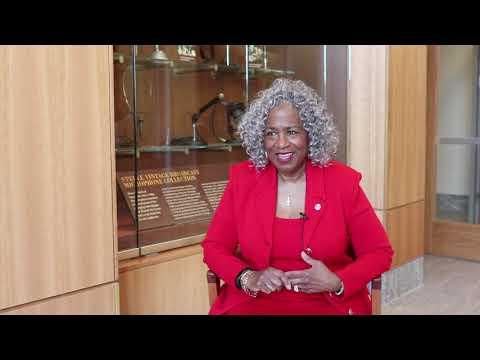 Advice from Monica Pearson (MA '14) - YouTube