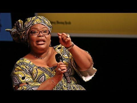 Leymah Gbowee -- The Power of Women & Girls